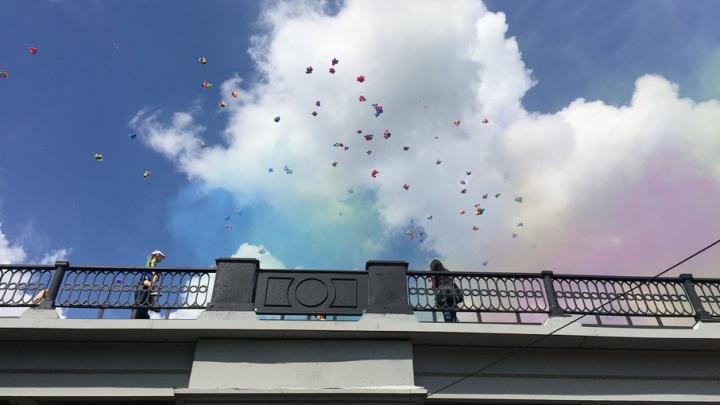 В Ярославле запустят в небо шары в память о погибших в войне