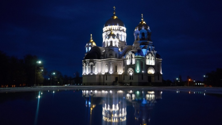 Столетняя фотомодель: в Новочеркасске выпустят альбом, посвященный главному храму донского казачества