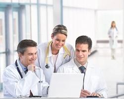 Пациенты больницы СКЖД могут получить консультации зарубежных медиков