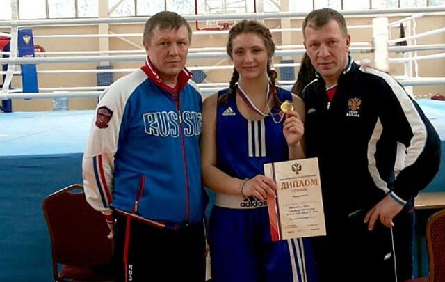 Волгоградка стала чемпионкой России по боксу