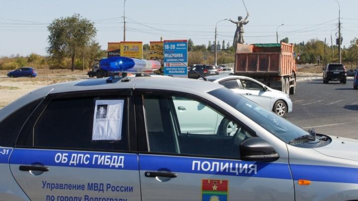 Портреты пропавшей Софьи расклеили по полицейским машинам Волгограда