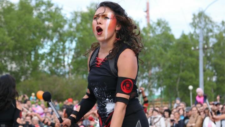 Архангельский фестиваль уличных театров стал одним из самых популярных в России этим летом