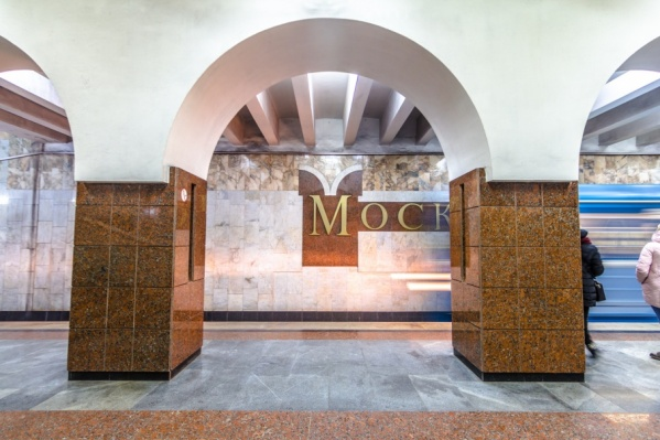 На станции починят вестибюль