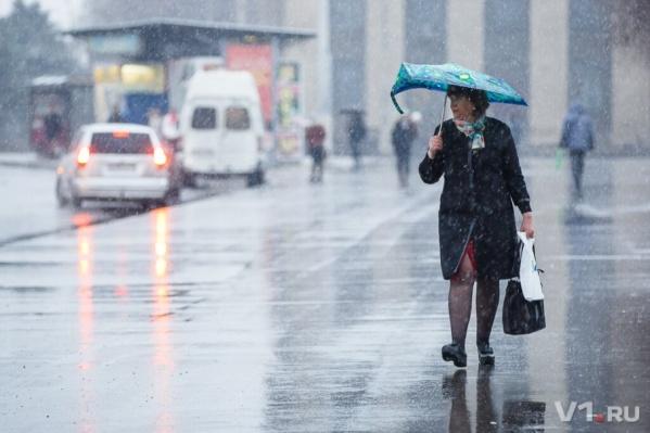 Ждать весеннего потепления, по словам синоптиков, горожанам еще рано
