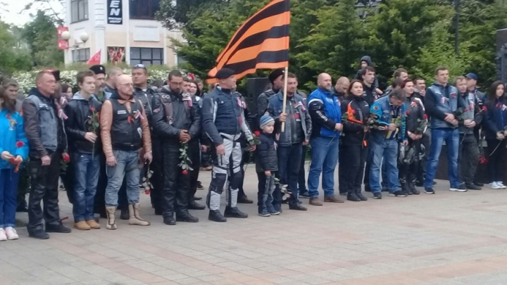 Дороги Победы: байкеры пойдут на Берлин через Ростов