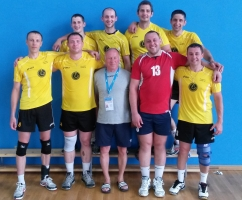 Спортсмены ЯНОСа стали серебряными призерами Летних игр «Газпром нефти»
