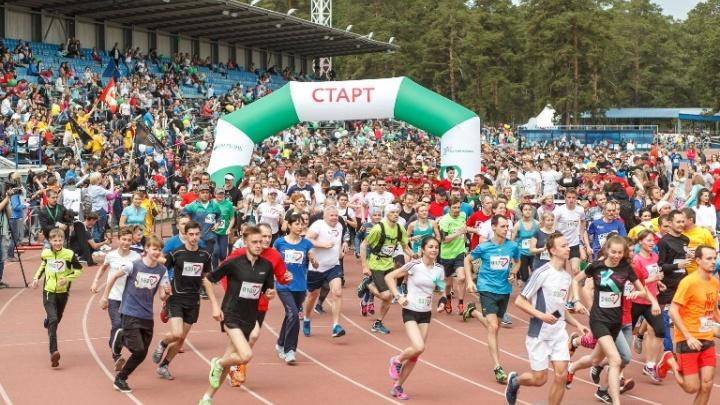 «Бежим со смыслом»: Челябинск присоединяется к Зеленому марафону «Бегущие сердца»