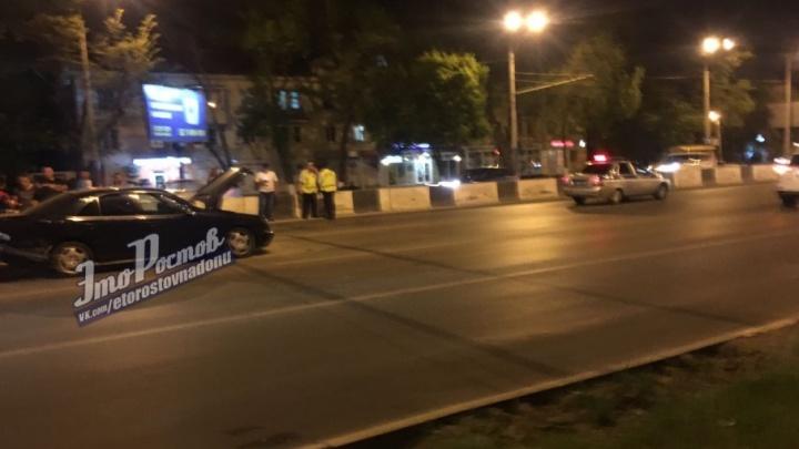 Массовое ДТП произошло в Ростове