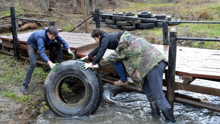 В Перми очистят берега Мулянки от мусора