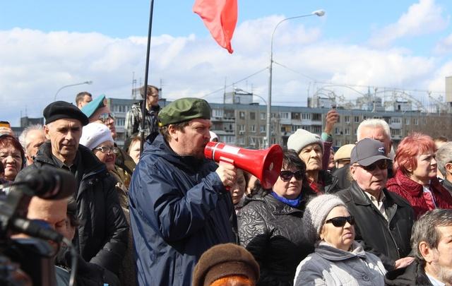 В Самаре депутат Матвеев пожалуется в европейский суд на штраф за «Марш пенсионеров»