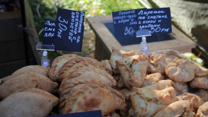 Худеющим вход воспрещен: 30 фотографий с праздника хлеба в «Малых Корелах»