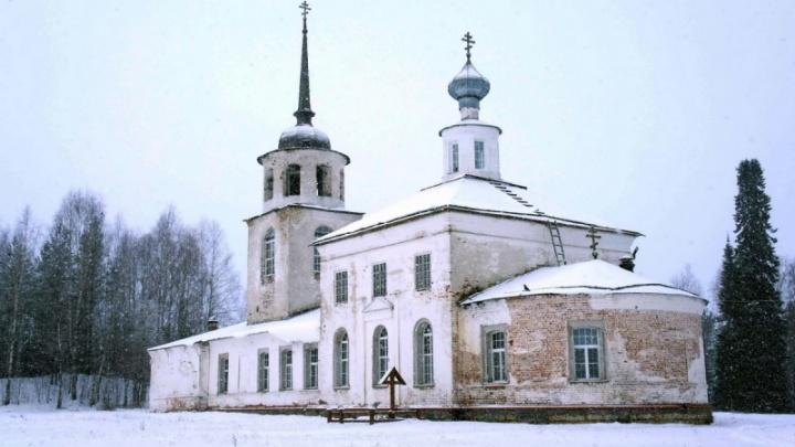 Частицу мощей Сергия Радонежского привезли в Артемиево-Веркольский монастырь