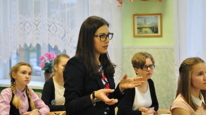В школы Поморья в этом году пришли работать 300 молодых учителей