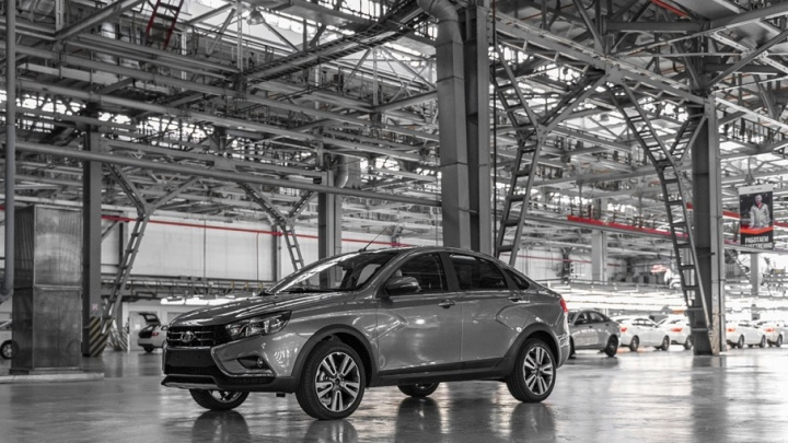 АВТОВАЗ отдал серийное производство новой Lada Ижевску