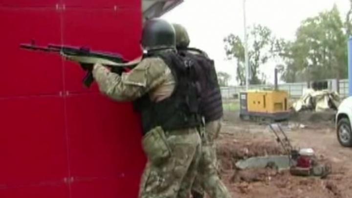 Проверили на крепость: на стадионе «Самара-Арена» прошли масштабные учения