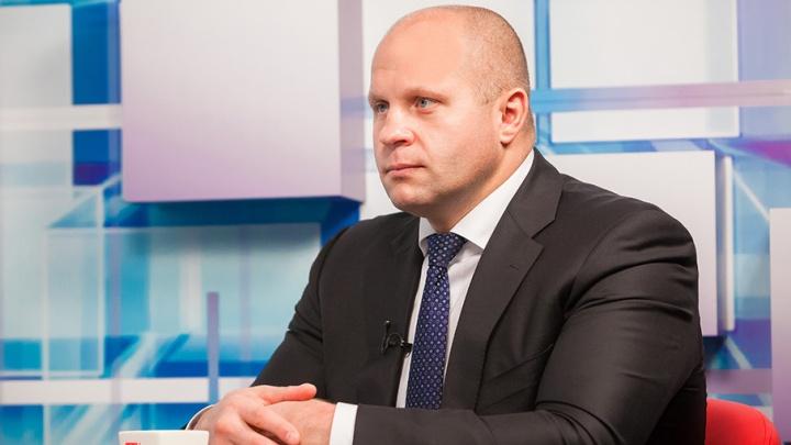 Фёдор Емельяненко распорядился провести чемпионат России по ММА в Челябинске