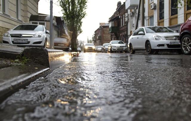 Резкое ухудшение погоды прогнозируют в Ростове в ближайшие часы