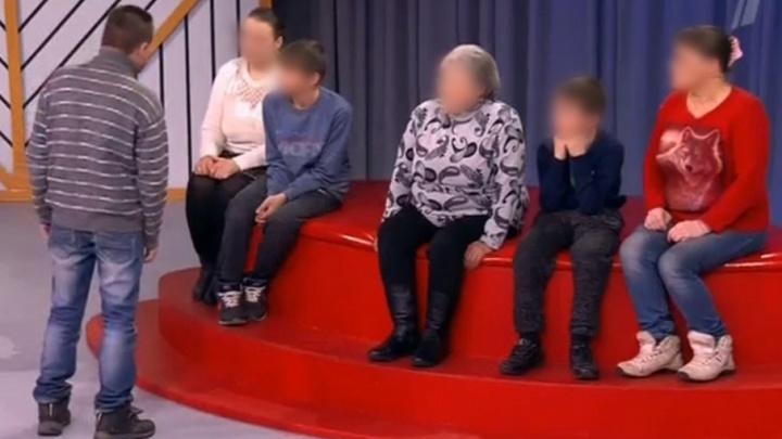 Подростки из Прикамья стали героями ток-шоу Первого канала после ограбления магазина ритуальных услуг