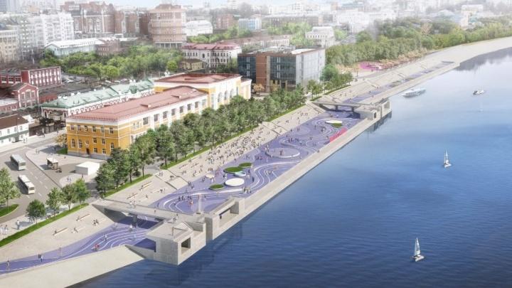 Город будущего: разглядываем три проекта преображения центра Перми