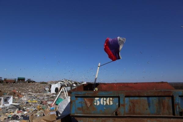Под Ярославль ежедневно возят медицинские отходы