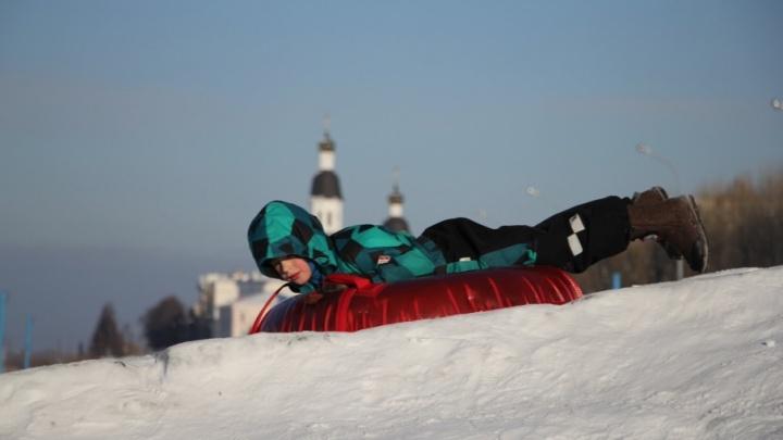 Морозы ударят в Поморье в ночь со вторника на среду
