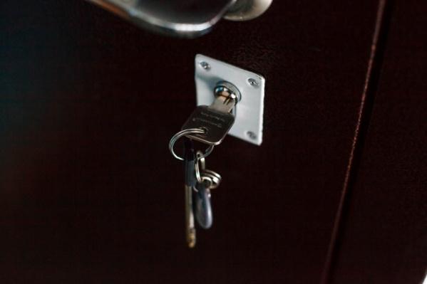 Дубликат ключей пригодился для того, чтобы проникнуть в жилище