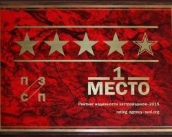 ПЗСП стал лидером рейтинга пермских застройщиков