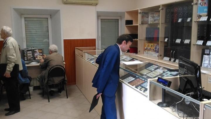 Рай для филателиста: в Перми открылся магазин для коллекционеров марок