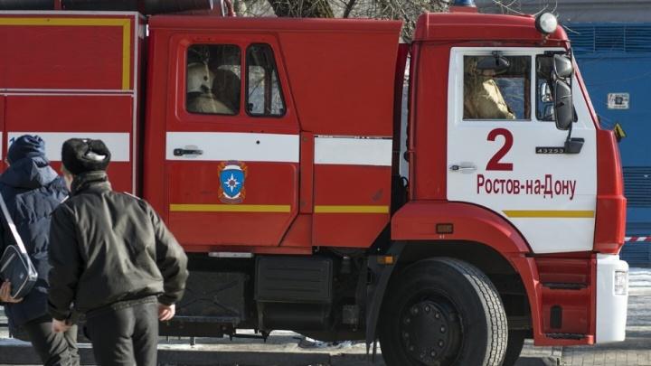 Две пенсионерки погибли при пожаре в Ростовской области