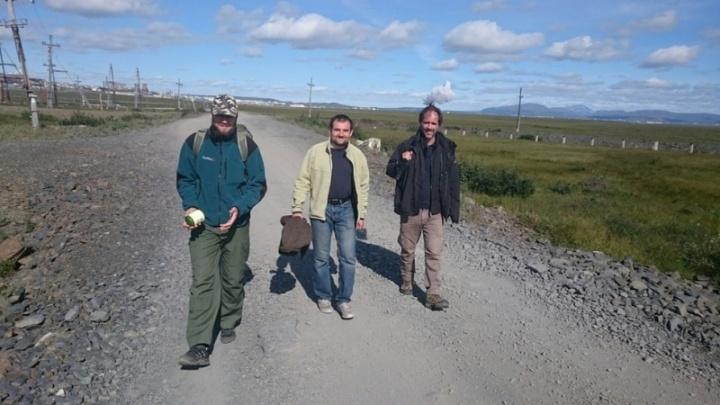 Ученые-экологи САФУ вернулись из экспедиции по северо-востоку России с находкой