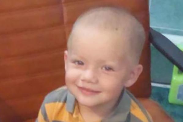 Похищенный трехлетний Тимур Савицкий