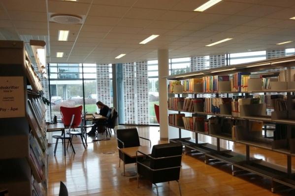 Делиться опытом сотрудники норвежских библиотек приедут уже в сентябре
