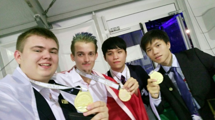 Челябинец взял золото мирового чемпионата WorldSkills в веб-разработке