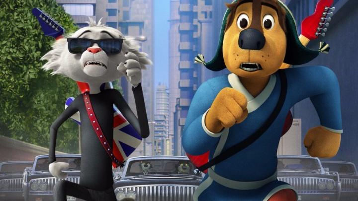 «Рок Дог» – весёлый мультфильм о том, что мечтать не вредно