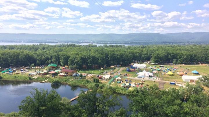 Грушинский фестиваль пройдет с 9 по 12 августа