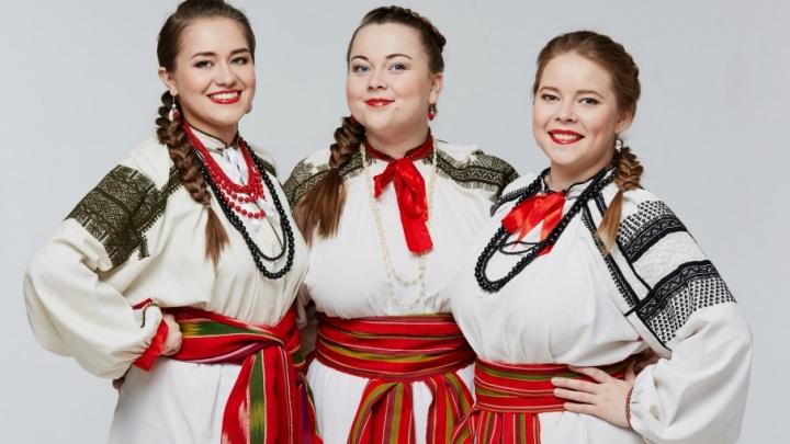 Вокалистки из Поморья споют в эфире телеканала «Звезда»