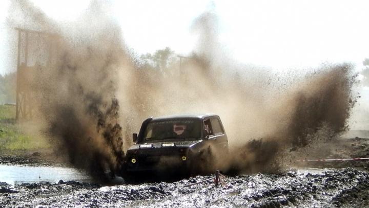Экстремальный остров: в Волжском прошли гонки по бездорожью
