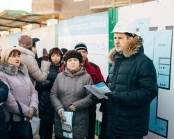 День открытых дверей в ЖК «Вершины»: как это было