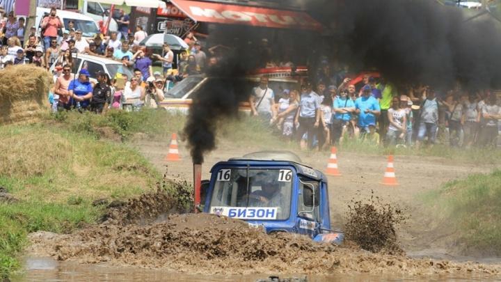 Один из фаворитов «Бизон-Трек-Шоу» выбыл из гонки из-за судейской ошибки