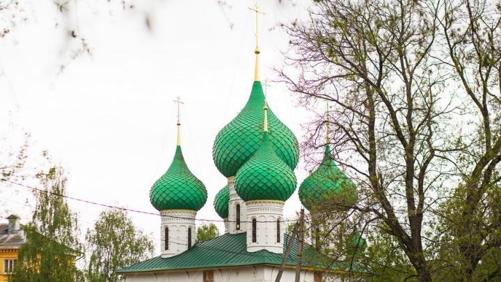 В Ярославле служительница в церкви задержала вора