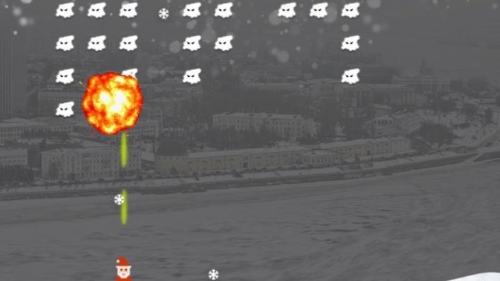 Этому городу нужен герой: спасите Архангельск от снега в игре 29.ru