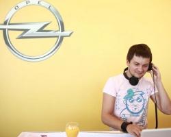 День открытых дверей в ДЦ Opel компании «Зет-Моторс»