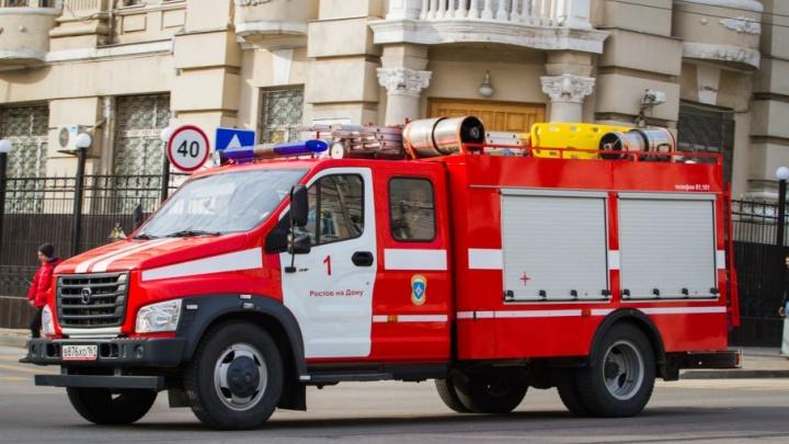 При пожаре в станице Казанской погибла пожилая женщина