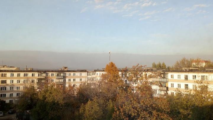 Запахи из промзоны и Коркинского разреза: челябинцы жалуются на смог