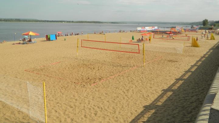 Самарцев приглашают на пляжи заняться спортом