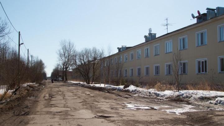 В администрации Архангельска нашли деньги на капитальный ремонт разбитой дороги в Соломбале