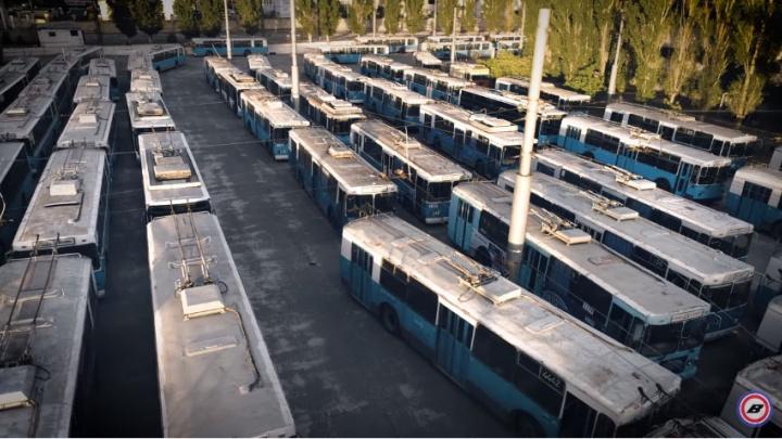 Мэрия Волгограда готова выставить на распродажу троллейбусы