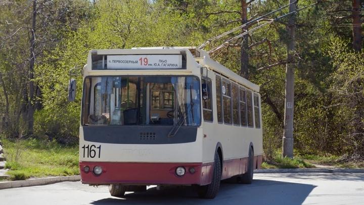 В трёх районах Челябинска изменят движение троллейбусов и трамваев