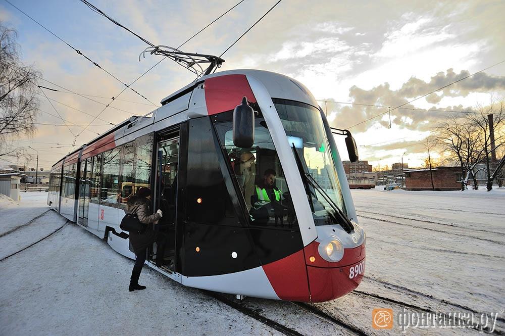 "Трамвай ""Alstom"""