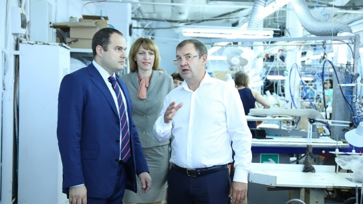 Для строительства новой швейной фабрики выберут участок в Левенцовке или Суворовском